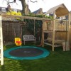 Play Frames Uk outdoor wooden climbing frames for kids design and build