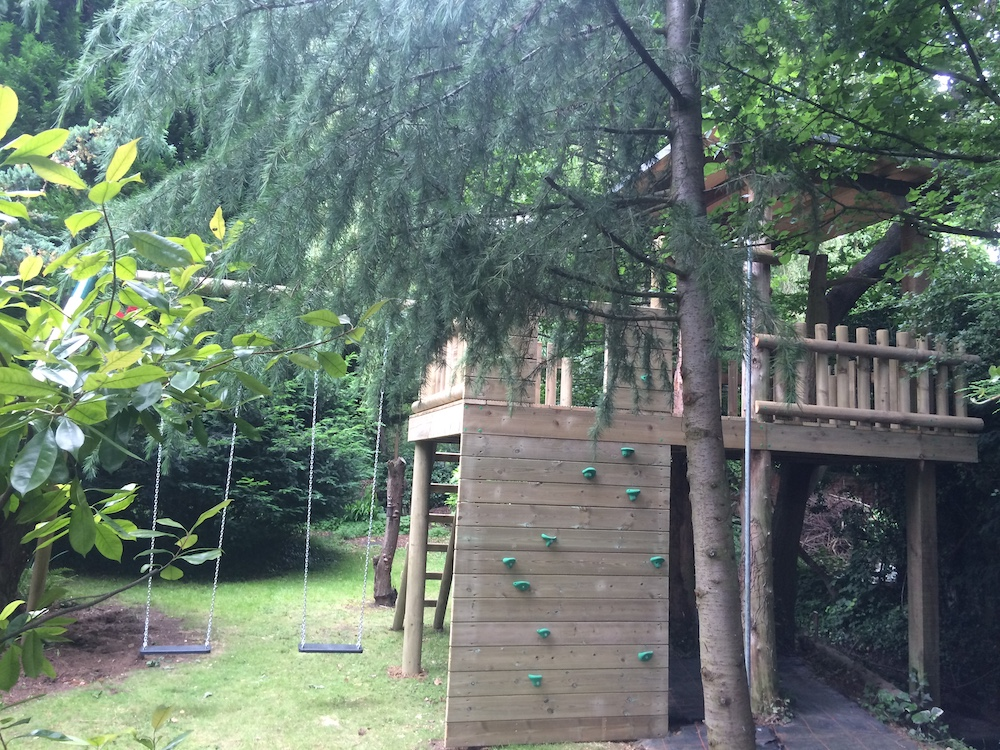 Bespoke Tree House Design and Build